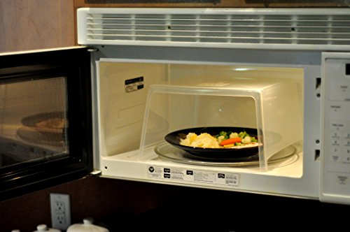 Microwave Safe Guard Splatter Splash Plate Cover (Conventional Oven Parts compare prices)