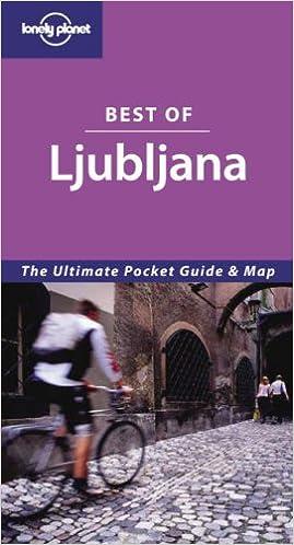 1st Edition Lonely Planet Best Of Ljubljana 1st Ed.