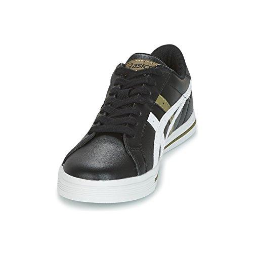 Hombre Asics Tempo Negro Blanco Classic Zapatillas Y Para S7IwSrzq
