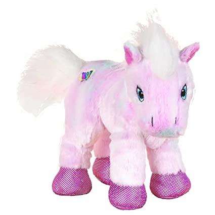 Amazon Com Webkinz Pink Pony Toys Games