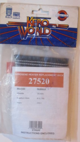 Kero World Wicks - World Marketing of America Wick 27520