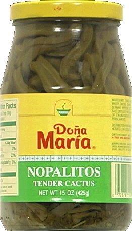 Dona Maria BG12100 Dona Maria Nopalitos - 12x15OZ