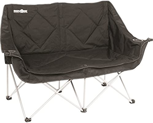 Amazon.com: BRUNNER Action Foldable Sofa (One Size) (Black ...