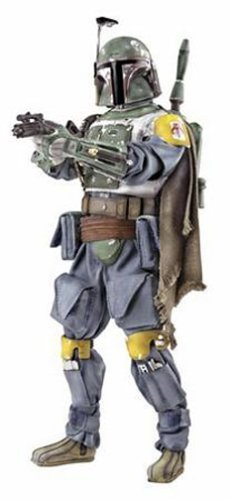 Star Wars Original Trilogy Collection Boba Fett 12