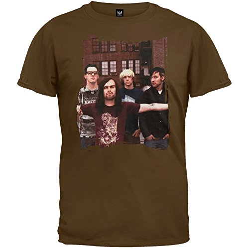 The Used - Mens Photo '05 Tour T-shirt X-large - T-shirt 05 Tour