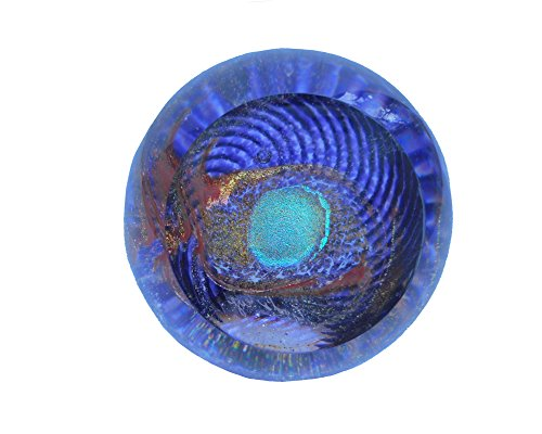 Glass Eye Studio Paperweight, Celestial Series, God
