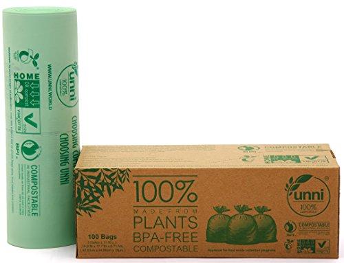 Compostable Food Bags - 5