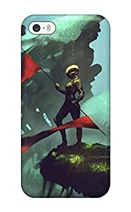 Forever Collectibles Cyborg Warrior On A Cliff Hard Snap-on Iphone 5/5s Case