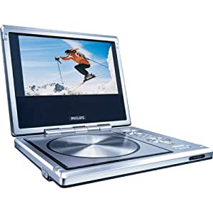 Philips PET710 7-Inch Widescreen Portable DVD Player