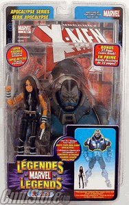 Marvel Legends #12 Apocalypse Series: 6