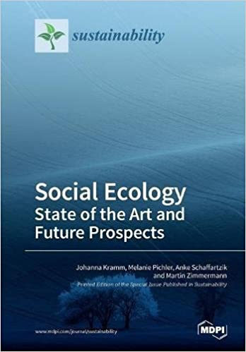 Book Social Ecology State of the Art and Future Prospects