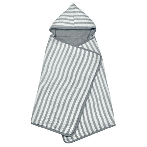 green sprouts Muslin Hooded Organic