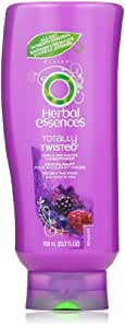 Herbal Essences Totally Twisted Curls & Waves Hair Conditioner 23.7 Fl Oz (Pack of 3)