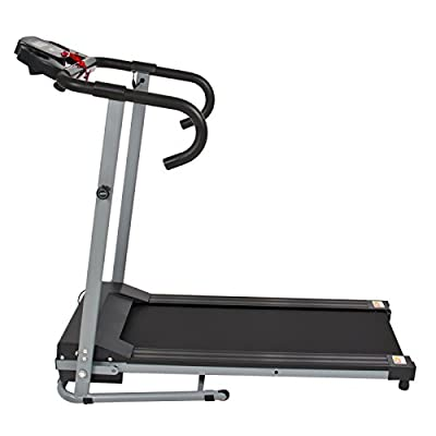 Sturdy Portable Folding Electric Motorized Treadmill Running Fitness Machine - P3