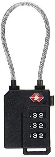 YiF Authorized TSA 3 dial Combination Travel Suitcase Luggage Bag Code Lock Padlock
