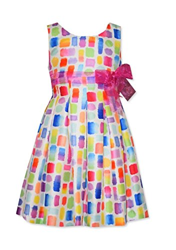 - Bonnie Jean Multi Easter Spring Summer Dress Girls (4, Multi)