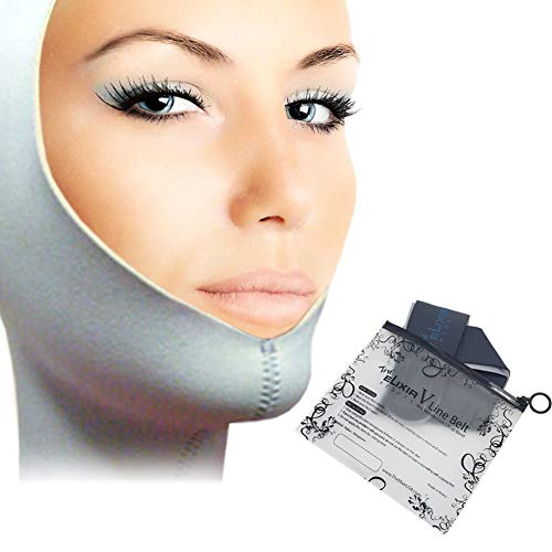 The Elixir Beauty Facial Lifting Belt for Women, V-line Chin Cheek Lift Up Band Anti Wrinkle Bandage, Slimming Bandage Double Chin Care V Face Belts Correction Belt, - Belts Reusable