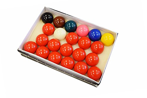 Sale!! Billiard Depot Snooker Ball Set, 2 1/16-Inch, Complete 22 Ball Set
