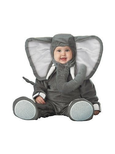 Lil' Elephant Baby Infant Costume - Infant -
