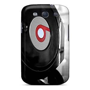 Ideal Phone Case Case Cover For Galaxy S3(beats02), Protective Stylish Case