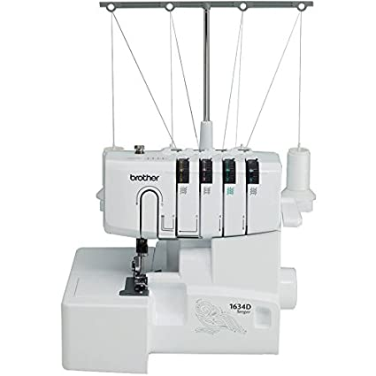 Amazon Brother 400D 400 Or 40 Thread Serger With Differential Cool Brother Serger Sewing Machine