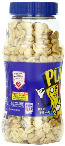 029000076501 - Planters Dry Roasted Peanuts Lightly Salted 16 oz (Pack of 12) carousel main 4