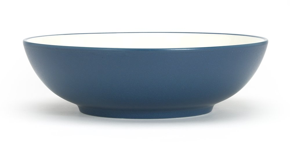 Noritake Colorwave Round Vegetable Bowl, Blue