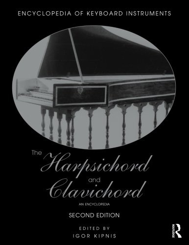 The Harpsichord and Clavichord (Encyclopedia of Keyboard Instruments) (Clavichord Instrument)
