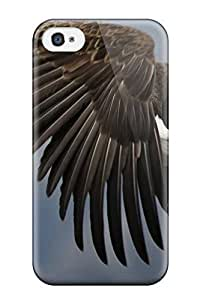 High Quality Birds Animals Eagle Case For Iphone 4/4s / Perfect Case WANGJING JINDA