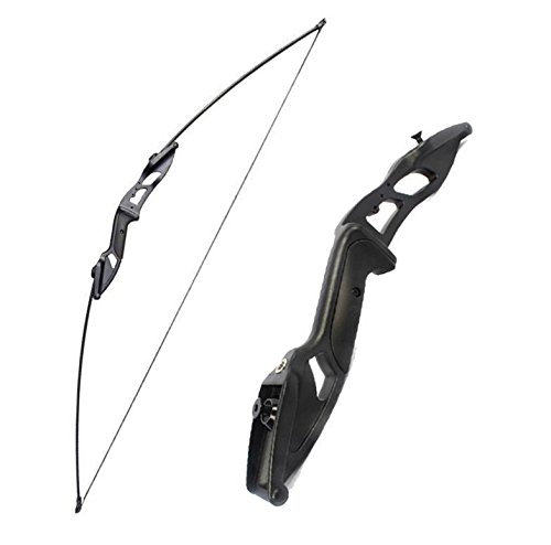 obert Archery Takedown Longbow 55'',30lbs Aluminum Riser Right Hand Hunting Target Outdoor CS Game