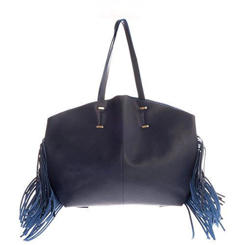 LIU-JO Borsa Shopping Keros donna bluette
