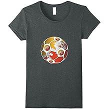 Bhutan Flag Soccer Ball Men Women Team Fan Shirt