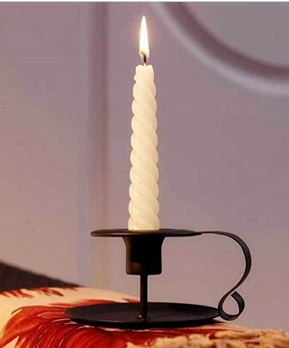 candlestick holder chamberstick design for taper candles