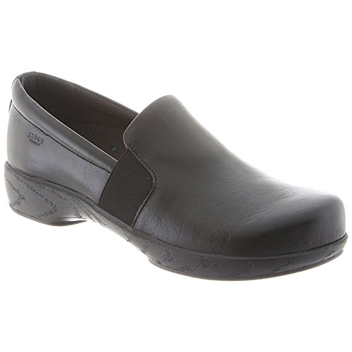 Klogs Footwear Womens Tucker Clog Nero Tintoretto