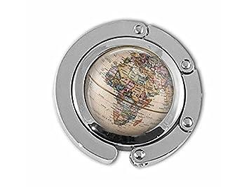Round Globe Map.Amazon Com Stap Vintage Globe Africa Hanger Old School Globe