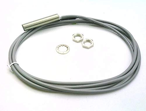 RADWELL VERIFIED SUBSTITUTE 872C-A2N12-A2-SUB REPLACEMENT OF ALLEN BRADLEY 872C-A2N12-A2, PROXIMITY SENSOR - INDUCTIVE PROXIMITY SENSOR, CYLINDRICAL, CHROME PLATED BRASS, SHIELDED CONSTRUCTION, 12MM T