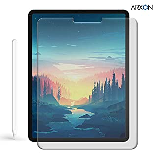 Paperfeel iPad Pro 11 Screen Protector for Apple iPad 2018 & 2020, Matte Surface Film for Drawing, High Touch Sensitivity, Anti Glare Film, Compatible with Apple Pencil & Face ID