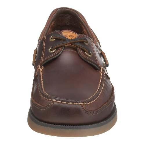 Sperry Top-Sider hombres Mako 2 Eye Boat zapatos,Amaretto,7.5 M US