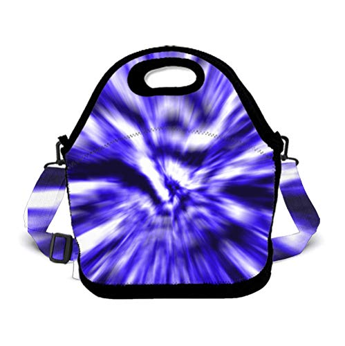 - Insulated Lunch Bag Lunch Box for Adults Men Women, Tie Dye Soft Cooler Bag, Water-Resistant Leakproof Thermal Bento Bag for Work/School/Picnic/Camping