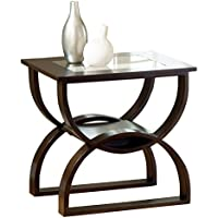 Steve Silver Company Dylan End Table, 24 x 22 x 24