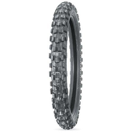 - Dunlop D606 Dual Sport Front Tire - 90/90-21/Blackwall