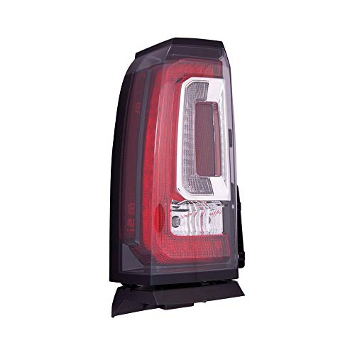 Value Driver Side Tail Light For GMC Yukon/Yukon XL OE Quality - Tail Gmc Light