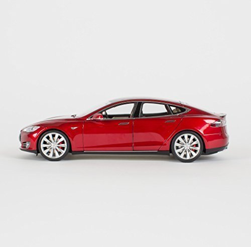 tesla-motors-118-scale-diecast-p85-model-s-red-multi-coat-car