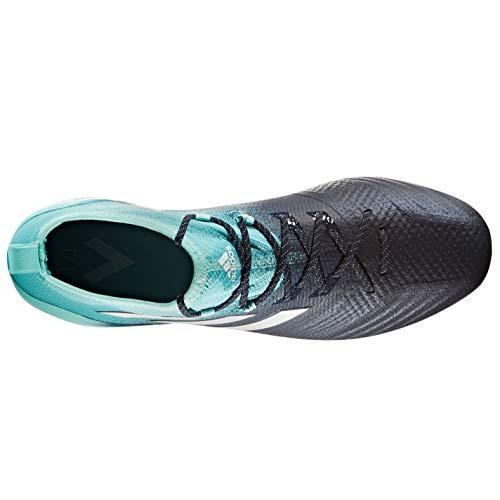 1 Battuta Terra Blu Primeknit Ace Su Uomo Scarpe Calcio Adidas Tacchetti Da 17 xwEWnAABR