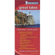 Michelin Great Lakes Regional Atlas & Travel Guide