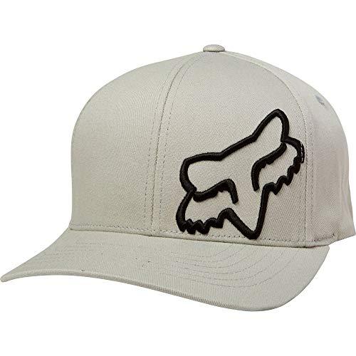 60387d9d Fox Men's Flex 45 Flexfit HAT, Steel Gray, L/X-Large
