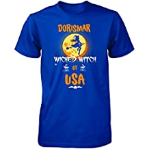 Dorismar Wicked Witch Of Usa. Halloween Gift - Unisex Tshirt