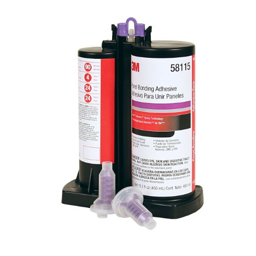 (3M 58115 Panel Bonding Adhesive - 450 ml)