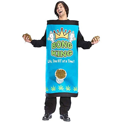 Bong Costumes (Bong King Adult Costume)