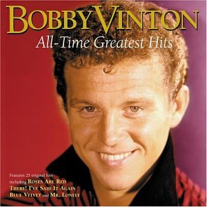 Bobby Vinton All Time Greatest Hits Amazon Com Music